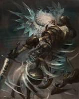 deathknight pt4 by CrankBot