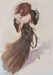 Femme.Mage.v01 by CrankBot