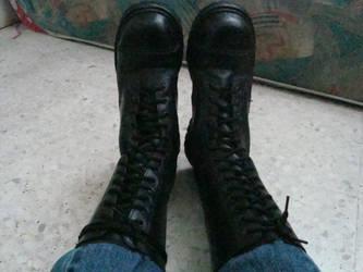 Boot 3 by barai