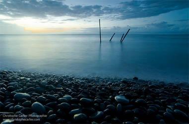Blue Light II by ChristopheCarlier