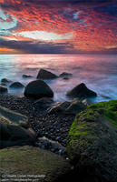 Colors of sunset V by ChristopheCarlier
