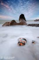 White sea by ChristopheCarlier