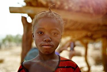 Mali's girl by ChristopheCarlier
