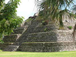Mayan Temple by immortaldrkness7