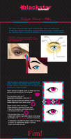 Vexel Collection Eyes by blackstarsz