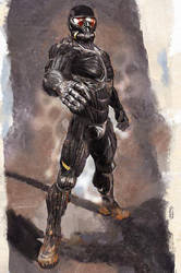 Crysis Tribute by marcoturini