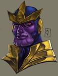 Thanos by RafalLegatus
