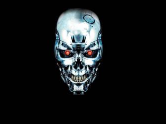 Terminator head by BlackToe