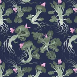Caterpillar Pattern by Rolandi