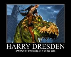 Harry Dresden by Gir-of-Spades