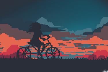 26 - Bike by Xienne
