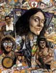 Weird Al Yankovic by happydragonpictures