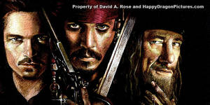 Pirates of the Caribbean by happydragonpictures