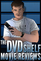 The DVD Shelf Movie Reviews Show Poster by happydragonpictures