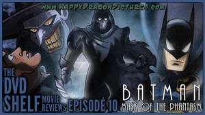 Batman: Mask of the Phantasm by happydragonpictures