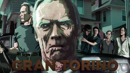 Gran Torino by happydragonpictures
