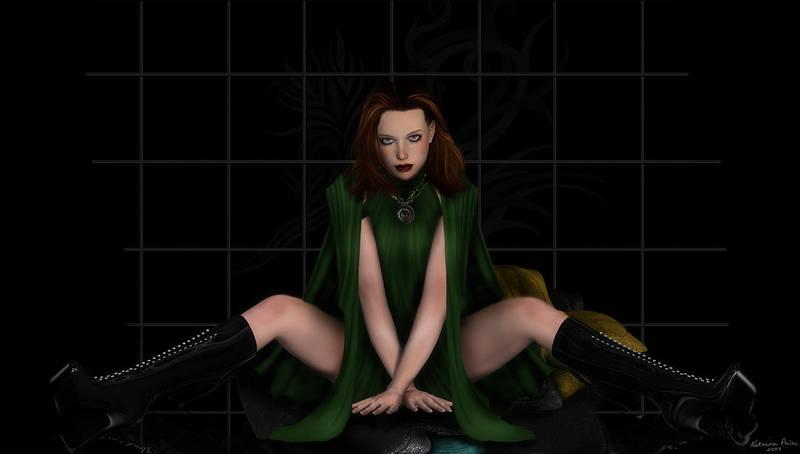 Miss Anthrope by ashlyn