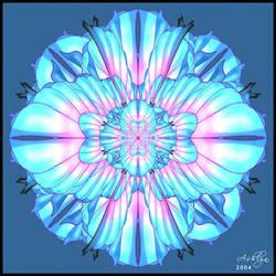 A Mandala Sort of Thing by ashlyn