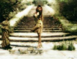Stairway to Haven by ashlyn