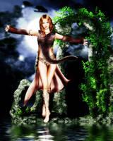 River Dancer by ashlyn