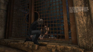 Tomb Raider - Too Close For Comfort by honkus2
