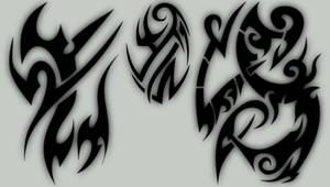 Tribal Pattern by RedEyesMetal