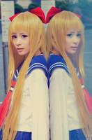Sailor Moon: Minako Aino by xxpuffy