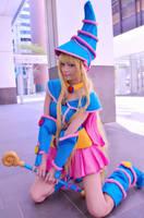 Yu-Gi-Oh! - Dark Magician Girl by xxpuffy