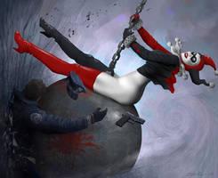 Harley Cyrus by stahlber