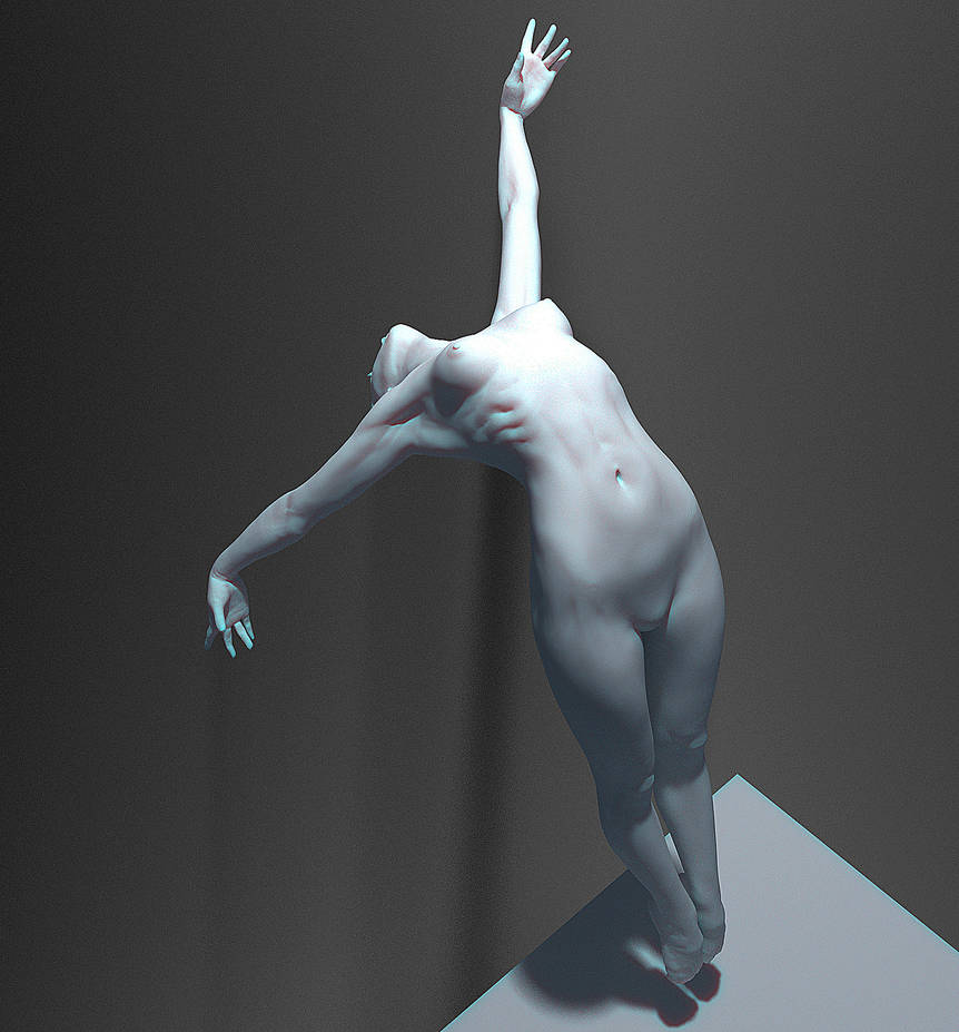 DancerRenderTest by stahlber