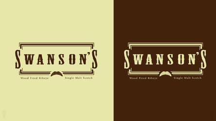 Swanson's Logo by AlexanderAaron