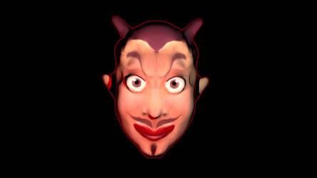 Devil Guy by Crazywulf