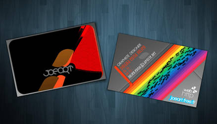 BusinessCard by where-I-Am