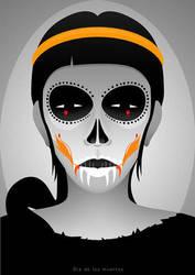 Dia de los Muertos by where-I-Am