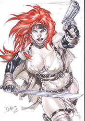 Copic Sketch by Ed-Benes