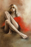 Red Beauty by vladgheneli