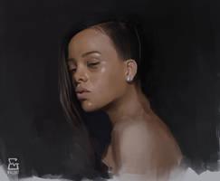 Portrait study by vladgheneli