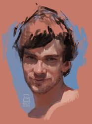 Self Portrait by vladgheneli