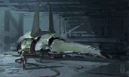 Jackal Interceptor 7 by vladgheneli