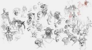 Sketching session jun25th by vladgheneli