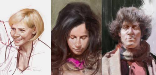 Portrait practice by vladgheneli