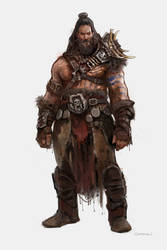Barbarian by vladgheneli