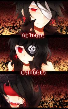 Oct. Children Fanart by ink-cap