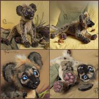 Hyena by olllga81