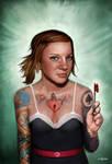 Unlocked by AndreIllustrates