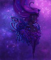 Cosmic Fae by Balshumet