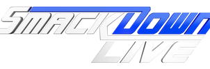 New WWE SmackDown LIVE logo cut by MattiaBondrano