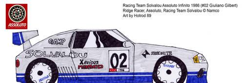 RTS Assoluto Infinito 1986 by Hotrod89