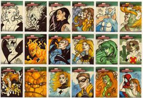 MM3 Sketch Card Set 2 by y2jenn