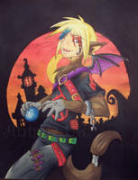 This is Halloween -Finished by anuvia